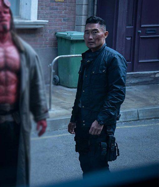 Hellboy Ben Daimio jacket