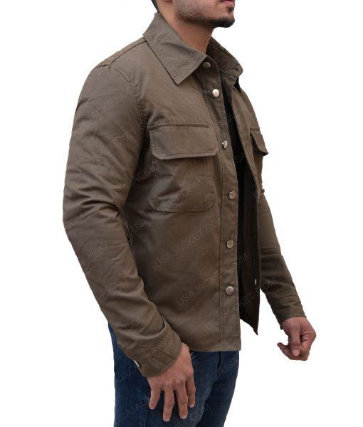 Rick Deckard Blade Runner 2049 Cotton Harrison Ford Shirt