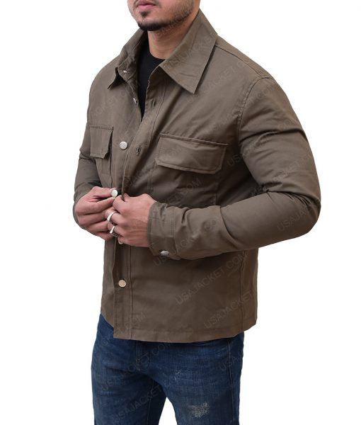 Blade Runner 2049 Harrison Ford Cotton Shirt