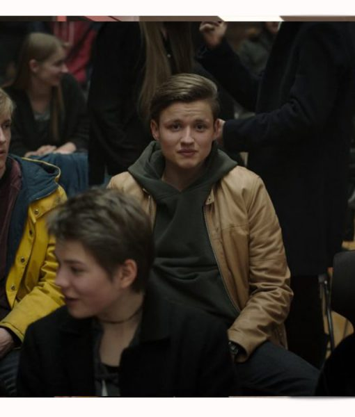 Bartosz Tiedemann Jacket