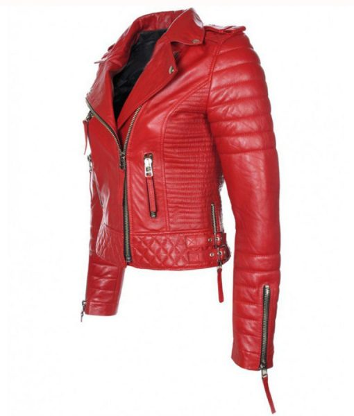 Cheryl Cole Perfeto Motorcycle Jacket