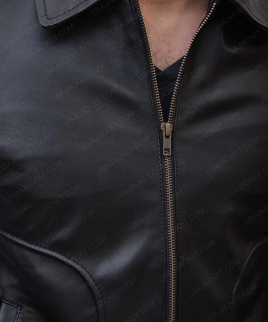 Daniel Desario Freaks and Geeks James Franco Black Jacket