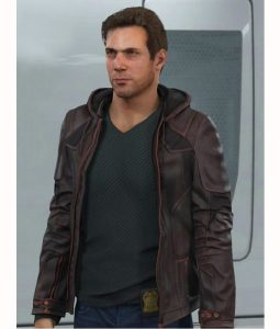 DBH Gavin Reed Hooded Jacket
