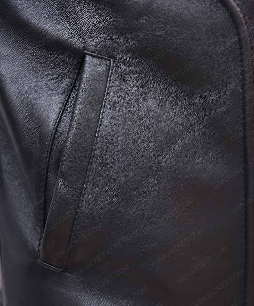 Freaks and Geeks James Franco Leather Jacket