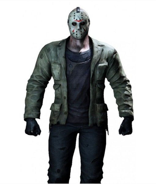Janos Mortal Kombat Brown Jacket