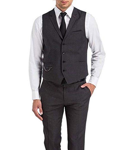 John Wick Keanu Reeves 3 Pieces Suit