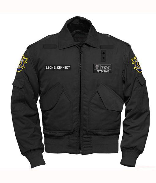Leon-s.Kennedy-RPD-Jacket