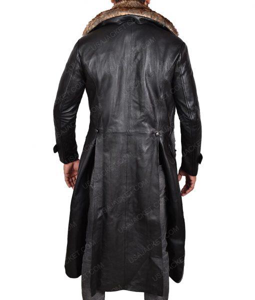 Mark Strong Shazam Black Coat