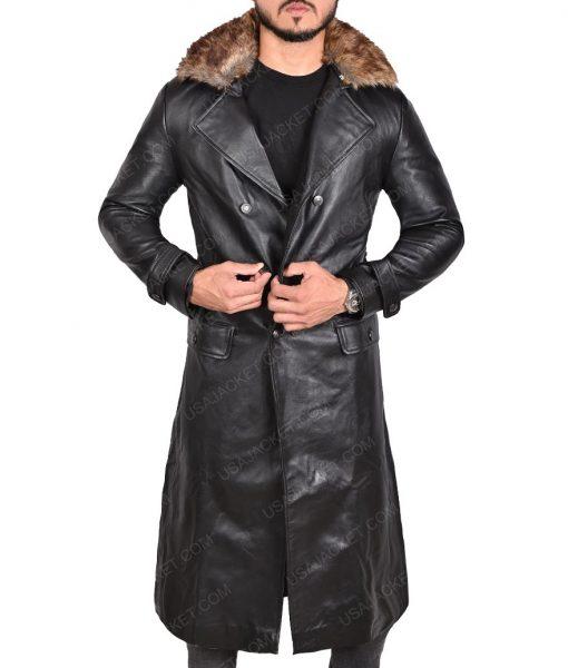 Mark Strong Shazam Coat