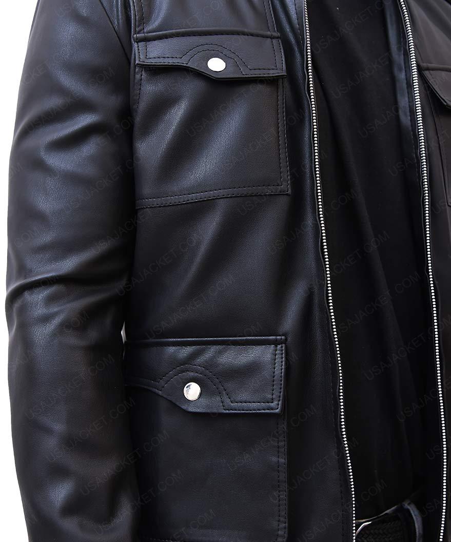 Mens Multi Pocket Jacket