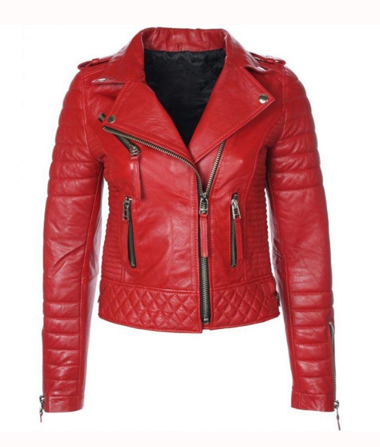 Cheryl Cole Biker Jacket