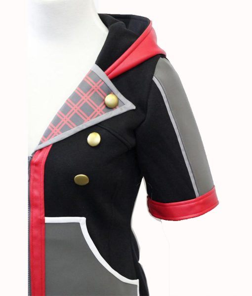 Kingdom hearts 3 Sora Jacket