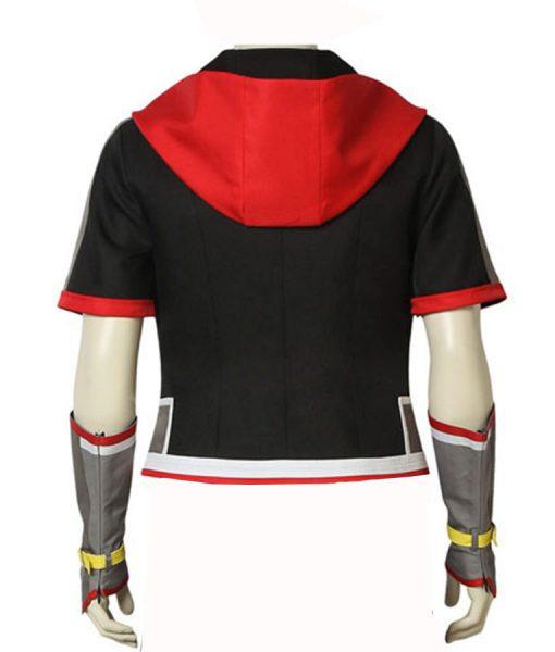 Kai Sora hooded jacket