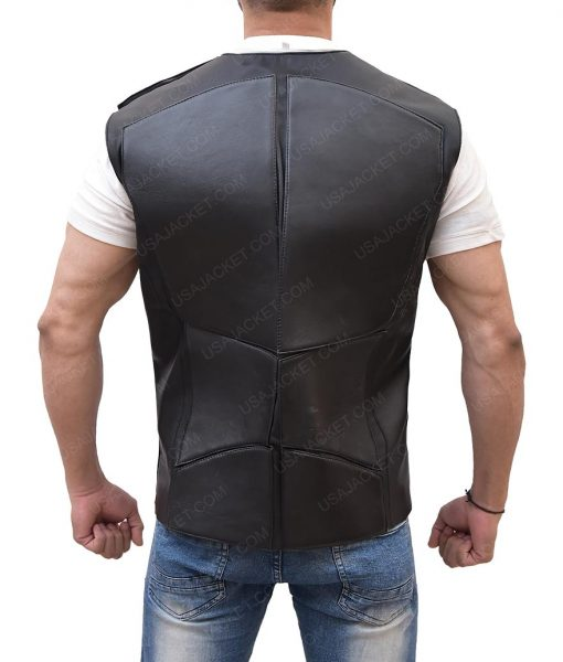 WWE Seth Rollins Leather Vest