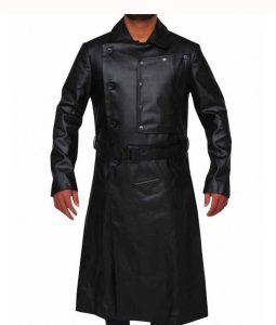 Jopling Leather Coat