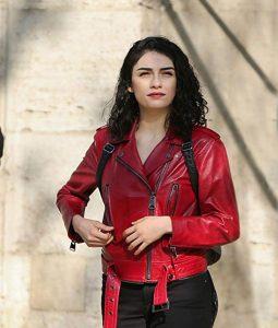 Zeynep Biker Jacket