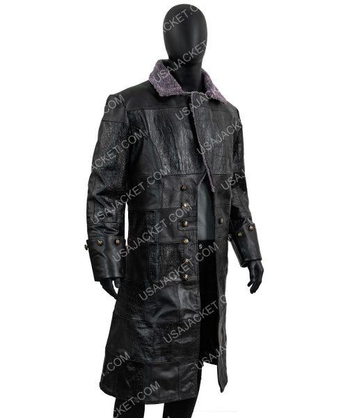 kingdom hearts iii sora black trench coat