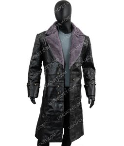 kingdom hearts iii sora leather coat