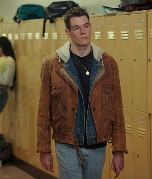 Adam Groff Leather Jacket