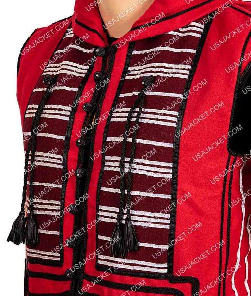 Mena Massoud Aladdin Vest