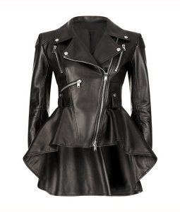 Allison Biker Leather jacket