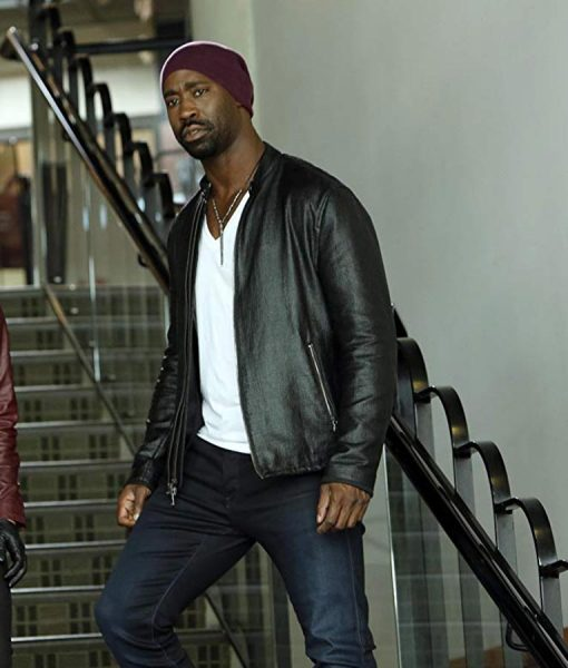 Amenadiel Black Jacket