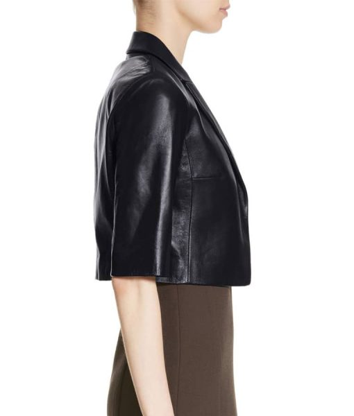 Tegan Price Black Jacket