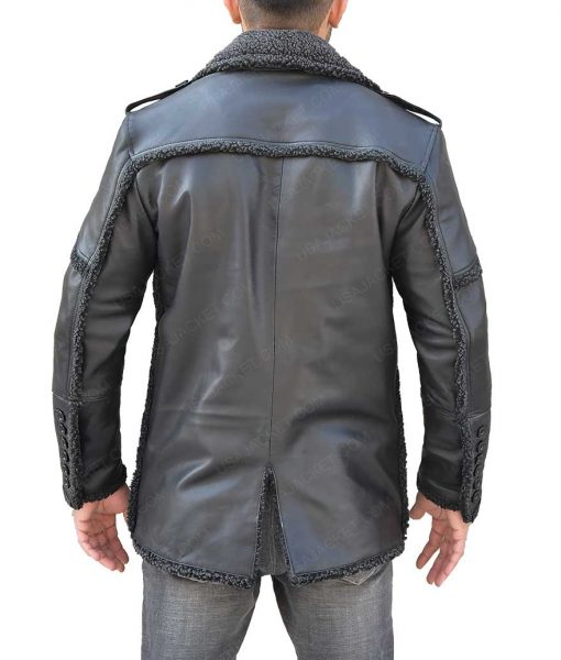 Ben Barnes The Punisher 2 Billy Russo Coat