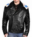 Robotman Black Jacket