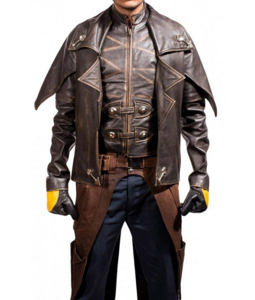 Cad Bane Leather Jacket