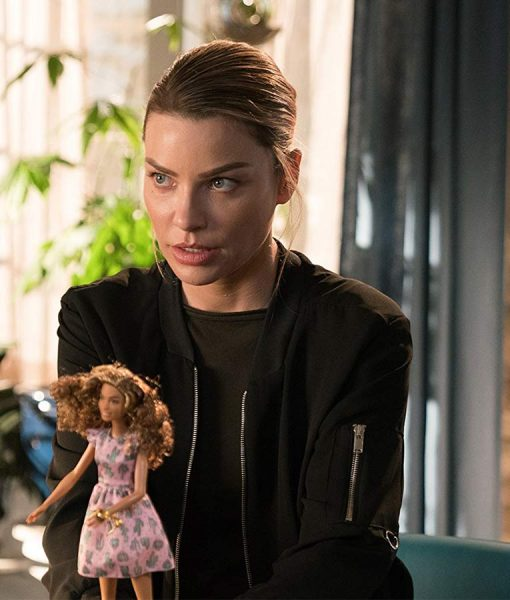 Chloe Decker Bomber Jacket