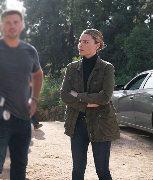 Lucifer Lauren German Jacket