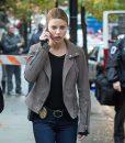 Chloe Decker Motorcycle Jacket