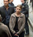 Chloe Grey Leather jacket