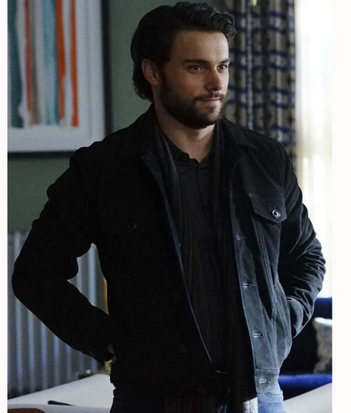 How to Get Away With Murder Jack Falahee Jacket