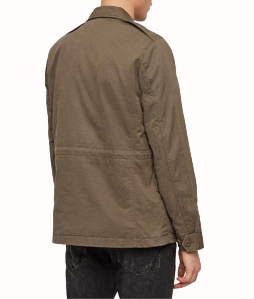 Brenton Thwaites Titans Jacket