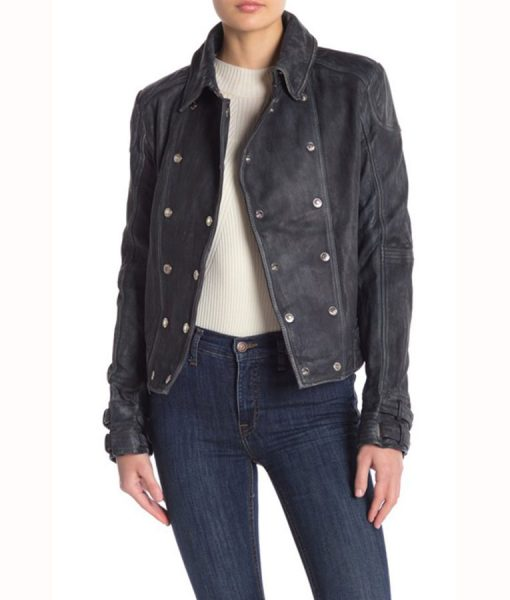 Dinah Drake Studded Jacket