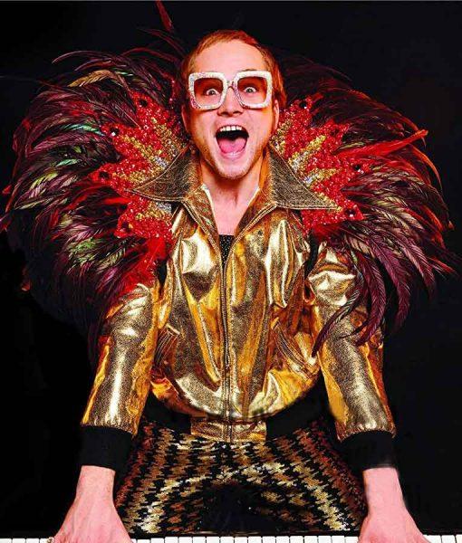 Elton John Rocketman Bomber Jacket