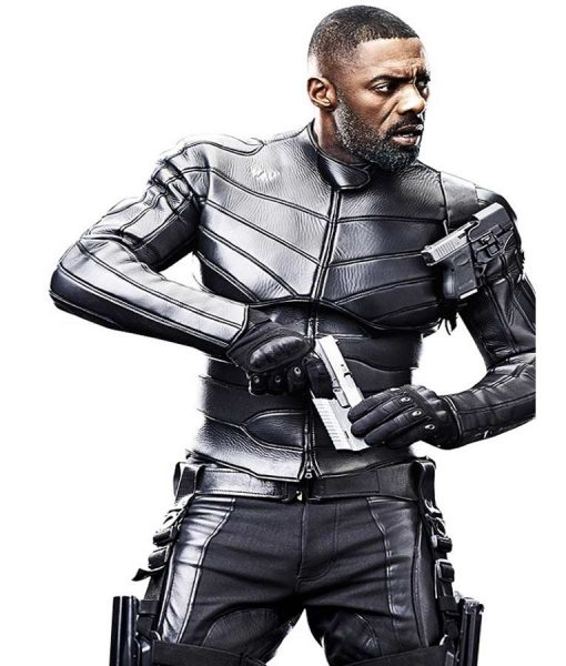 Fast &Furious Hobbs Shaw Idris Elba Jacket