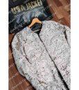 Harley Quinn Birds Of Prey Sequin Duster Long Coat