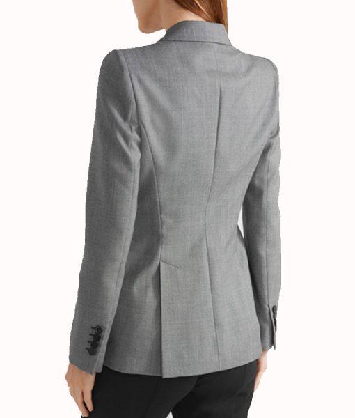 Annalise's Grey Blazer