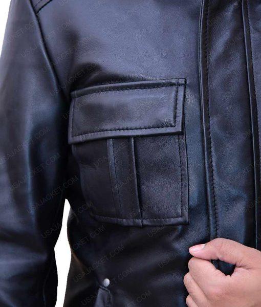 Jake Moore Wall Street Money Never Sleeps Shia Labeouf Jacket