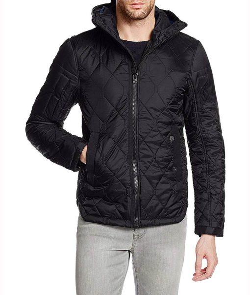 Jason Bateman Quilted Jacket