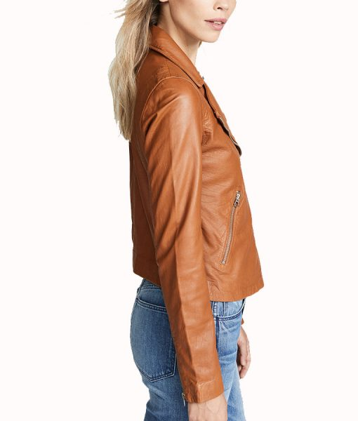 Legends of Tomorrow Season 4 Ava Sharpe Jacket