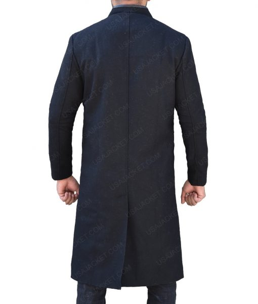 The Punisher John Pilgrim Coat