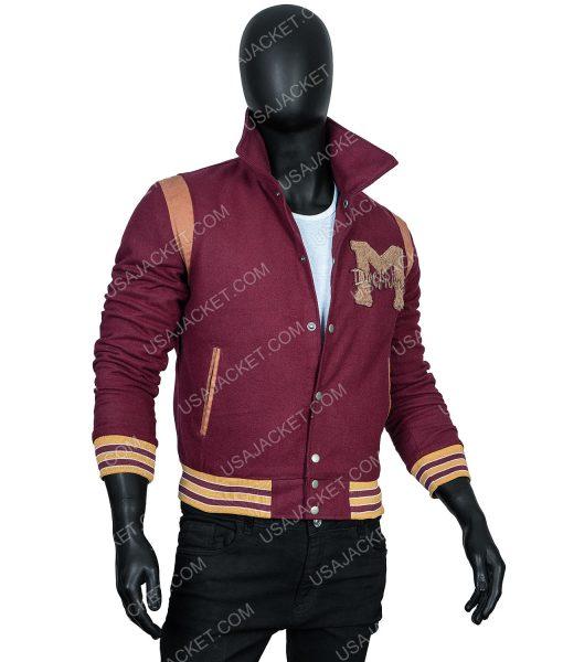 Jackson Marchetti Letterman Jacket