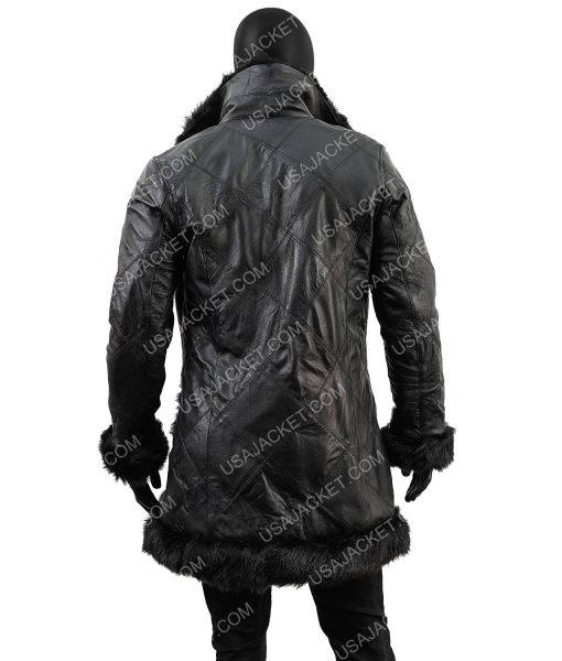 Robert Sheehan The Umbrella Academy Coat