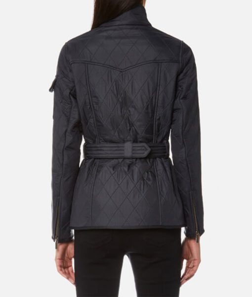 Laurel Castillo Quilted Jacket