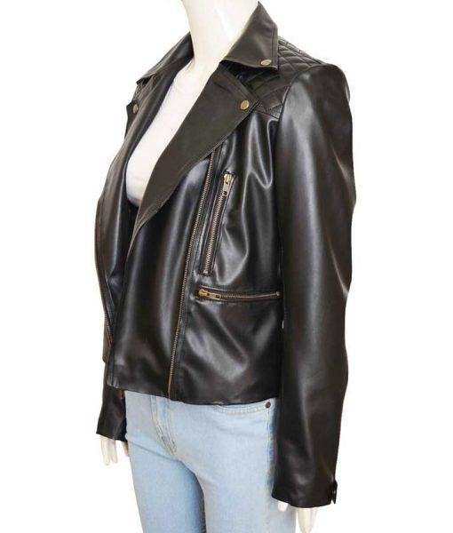 Lauren German Motorcycle Jacket
