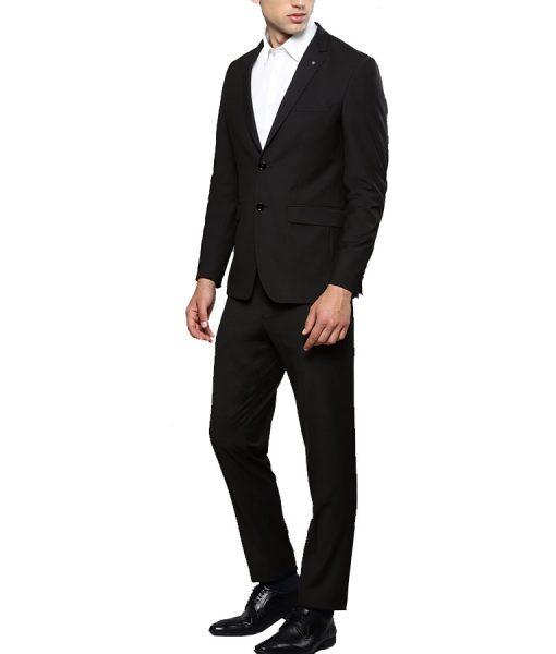 Lucifer Morningstar Black Suit